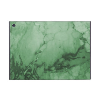 Elegant Classic Marble Chic Luxury Green Covers For iPad Mini