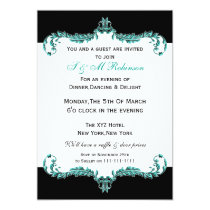 Elegant Classy Corporate party Invitation
