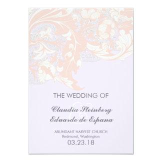 Elegant Classy Florals - Lavender, Pink, Blush Card