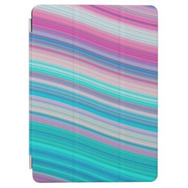 Elegant Colorful Pastel Waves   iPad Air Case