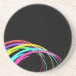 Elegant Colors Coaster Coaster