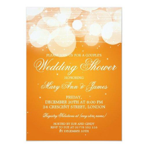 Glow Invitation as great invitations design