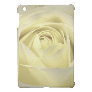 Elegant Cream Rose iPad Mini Case
