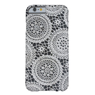 Elegant crochet barely there iPhone 6 case