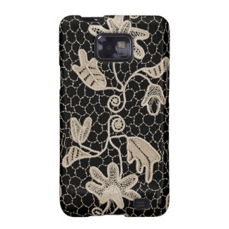 Elegant Crochet Lace Galaxy S2 Covers