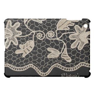 Elegant Crochet Lace iPad Mini Cover