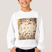 Elegant Crystalized Pattern on gifts Sweatshirt