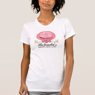 Elegant Cupcake Bakery T-Shirt