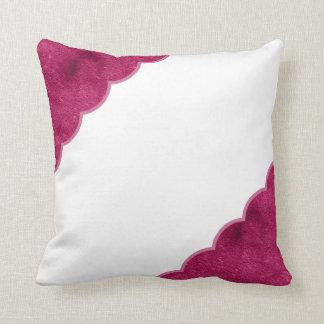 Elegant cushion 01 - Rosa