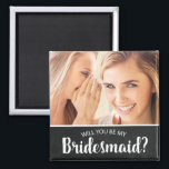 """ELEGANT CUSTOM PHOTO BRIDESMAID 