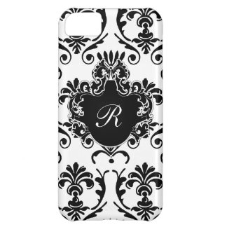 Elegant Damask iPhone 5 Case