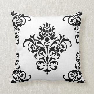 Elegant Damask Pillows