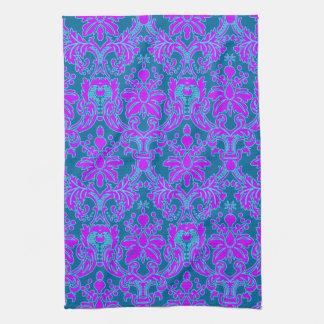 Elegant Damask Towel