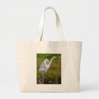 Elegant Dancing Jumbo Tote Bag