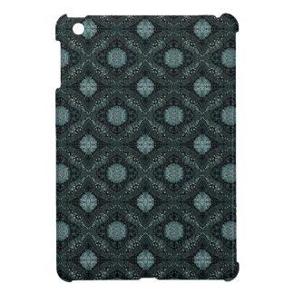 Elegant Dark Floral Pattern Cover For The iPad Mini
