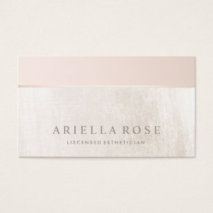 Spa business cards 10400 spa business card templates elegant day spa and salon blush pink white marble business card reheart Choice Image