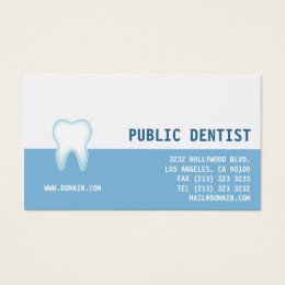 Dental lab business cards templates zazzle elegant dental clinic dentist business card reheart Image collections