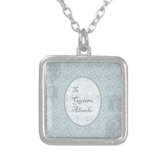 elegant design congratulation grandfathers custom necklace