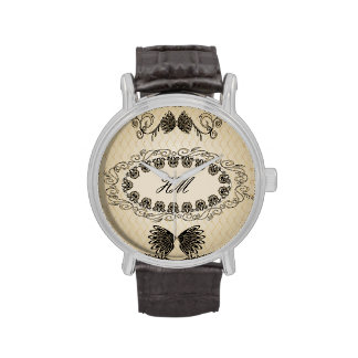 Elegant design wristwatch