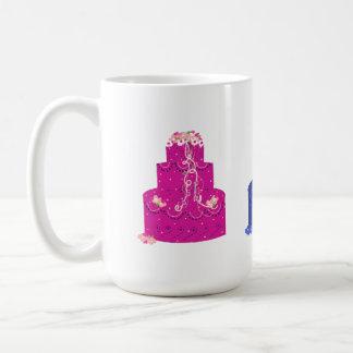 Elegant Designer Cakes Coffee Mug