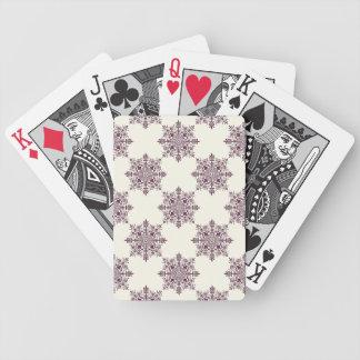 Elegant Designer Playing Cards