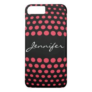 Elegant Desire Polka Dots Pattern iPhone 7 Plus Case