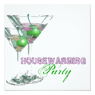 Elegant dinner cocktail party CUSTOMIZE Invites