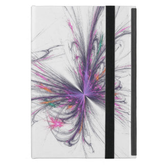 Elegant Double Butterfly Fractal iPad Mini Case