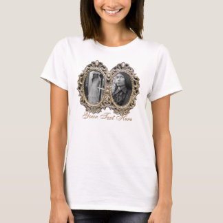 Elegant Double Frame Shirt