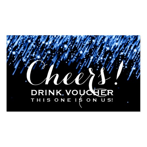 310 Drink Voucher Business Cards And Drink Voucher