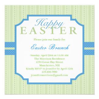 Elegant Easter Invitation