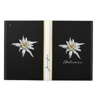 Elegant Edelweiss Custom iPad Air Case