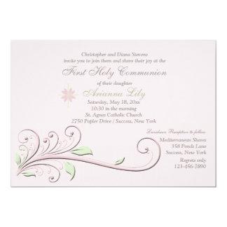 """Elegant Element Religious Occasion Invitation 5"""" X 7"""" Invitation Card"""