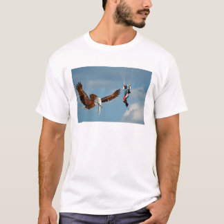 Elegant Elephant Eagle T-Shirt