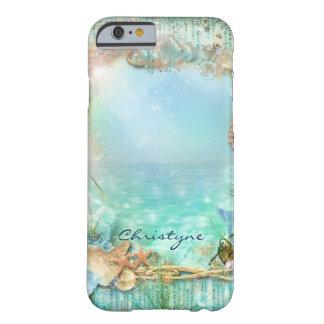 Elegant Enchanted Under The Sea Beach Phone Case