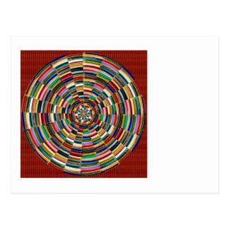 Elegant Energy Chakra TEMPLATE add TXT image GIFTS Postcard