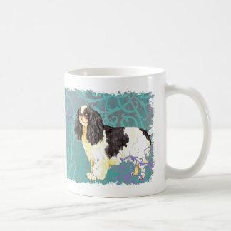 Elegant English Toy Spaniel Classic White Coffee Mug