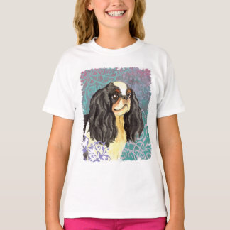 Elegant English Toy Spaniel T-Shirt