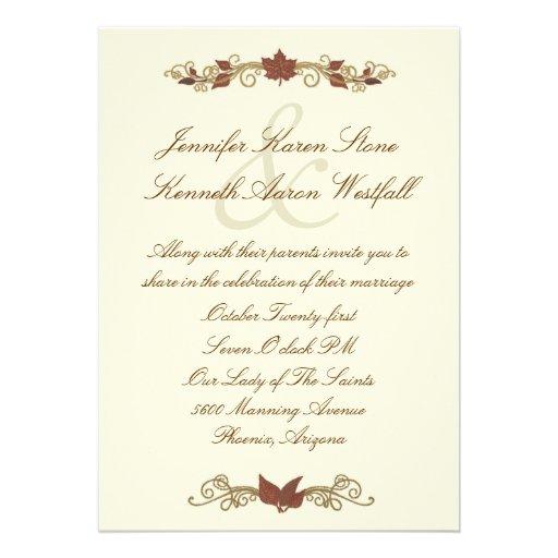 Short Wedding Invitation Text