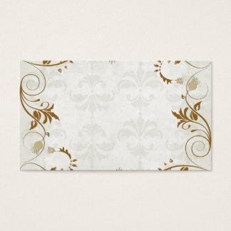 Elegant Fall Wedding Place Cards