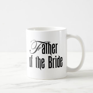 Elegant Father of the Bride Coffee Mug