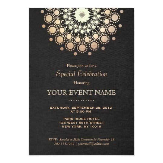 Elegant Cocktail Party Invitations Announcements Zazzle