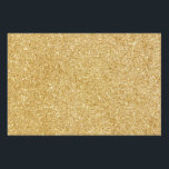 "Elegant Faux Gold Glitter Yard Sign<br><div class=""desc"">Elegant Faux Gold Glitter</div>"