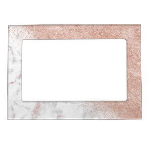 Rose Gold Picture Frames Zazzle