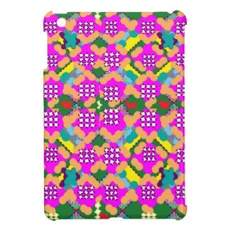 Elegant FineArt Abstract Pink design by NavinJoshi iPad Mini Covers