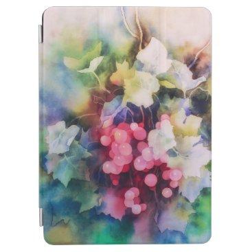 Elegant Floral Berries Artwork   iPad Air Case