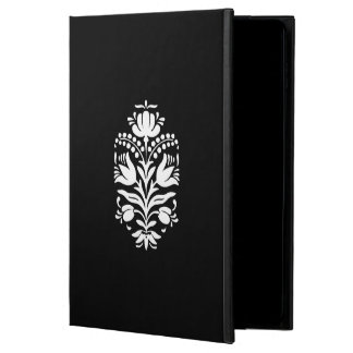 Elegant Floral Folk Art Style Pattern Powis iPad Air 2 Case