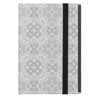Elegant Floral Geometric iPad Mini Case