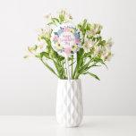 Elegant Floral Happy Thanksgiving | Balloon