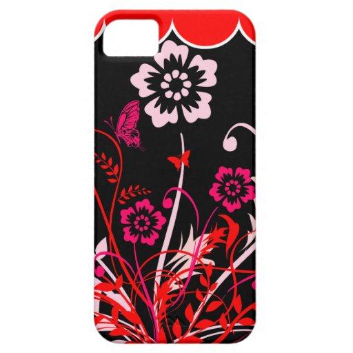 Elegant Floral iPhone 5 Case